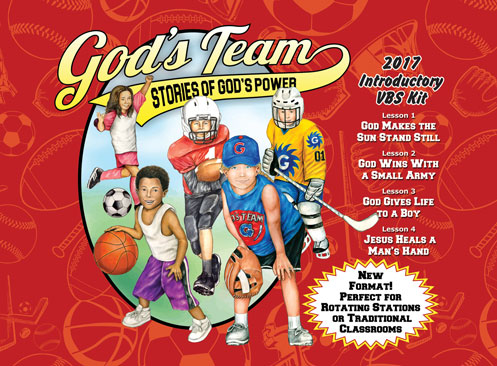 Green Meadow Church Of Christ Vacation Bible School God S Team Vbs
